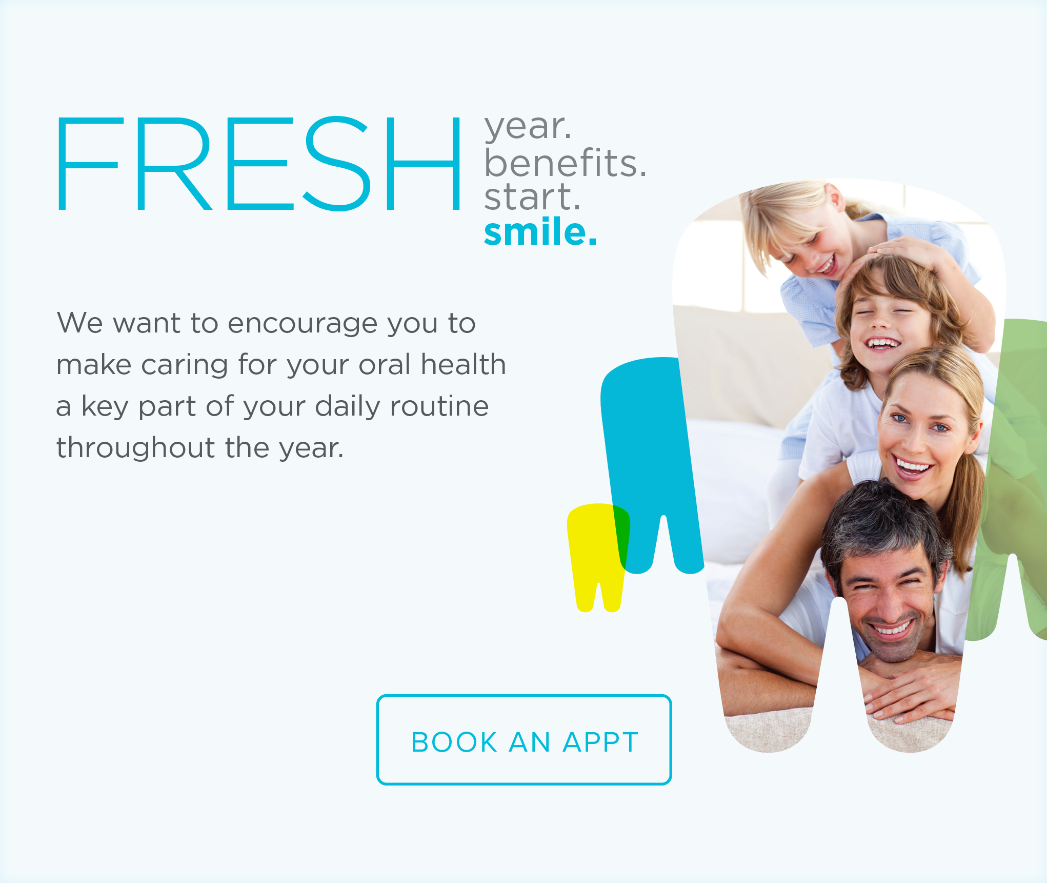 Crestline Dental Group and Orthodontics - Make the Most of Your Benefits